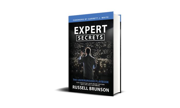 Experts Secrets Book