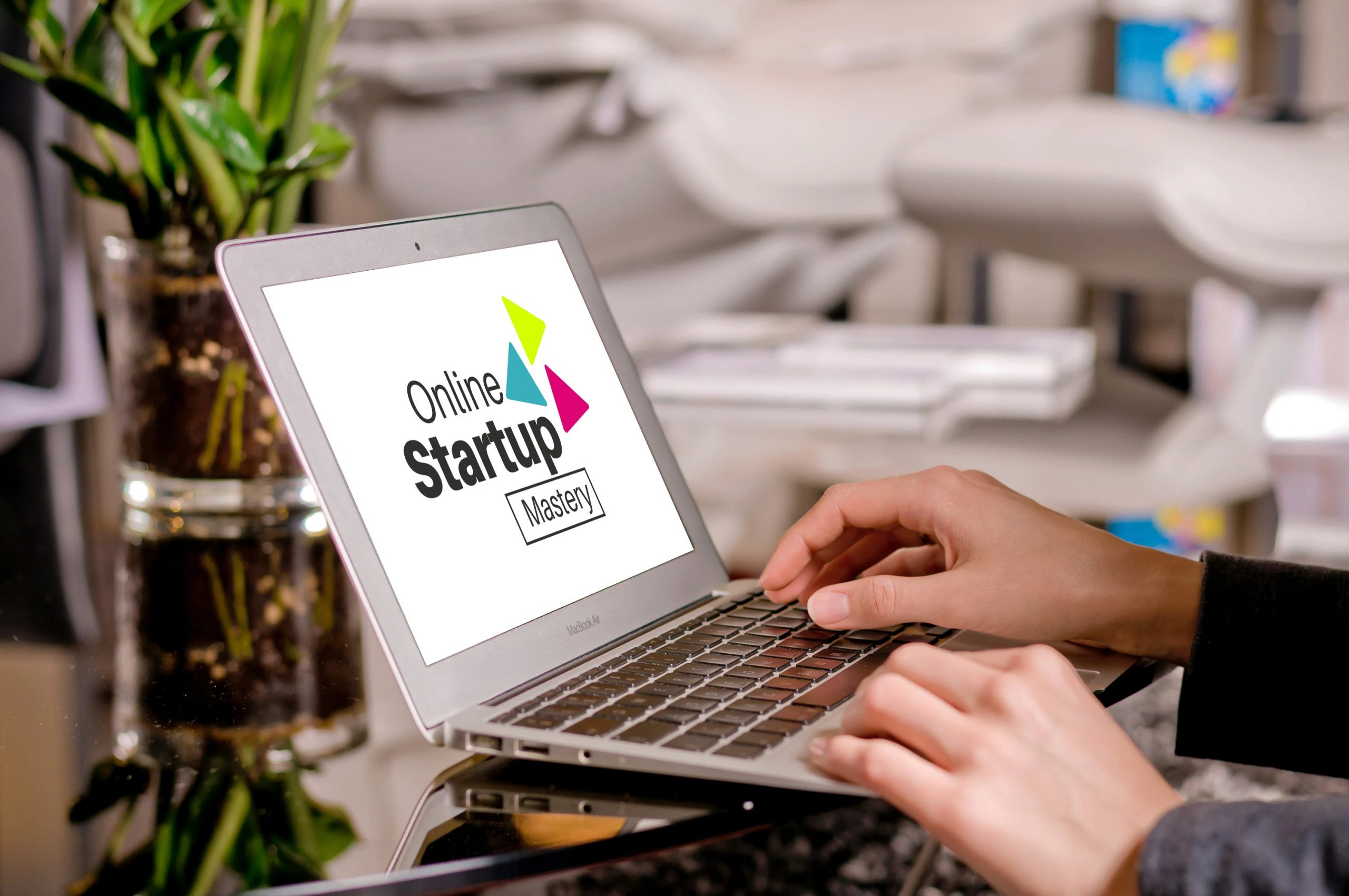 Online Startup Mastery Course