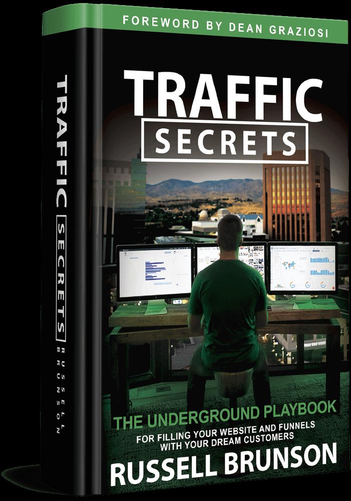 Traffic-Secrets-Free Book