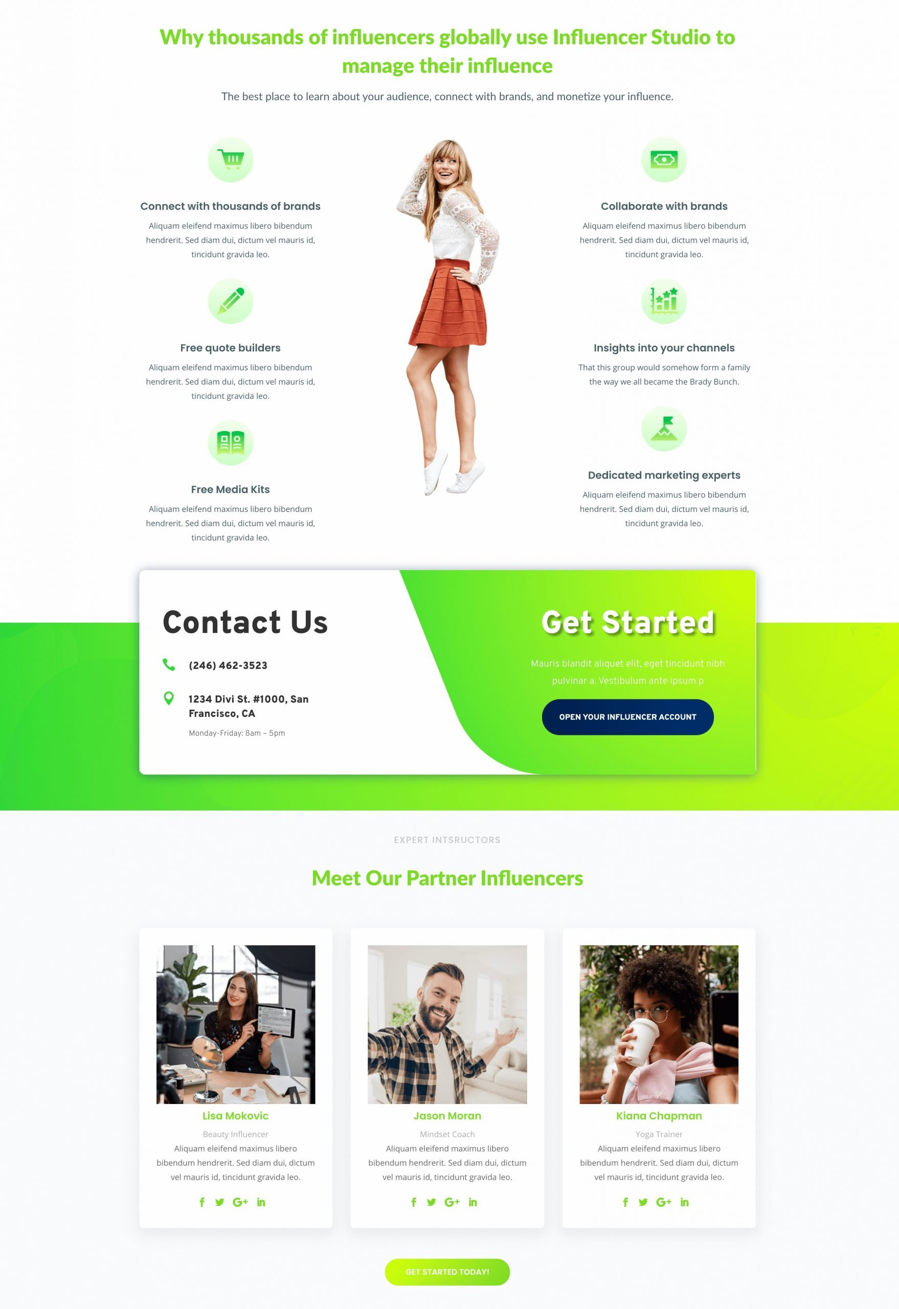 Custom Website Design By Inuri Munasinghe Ohio