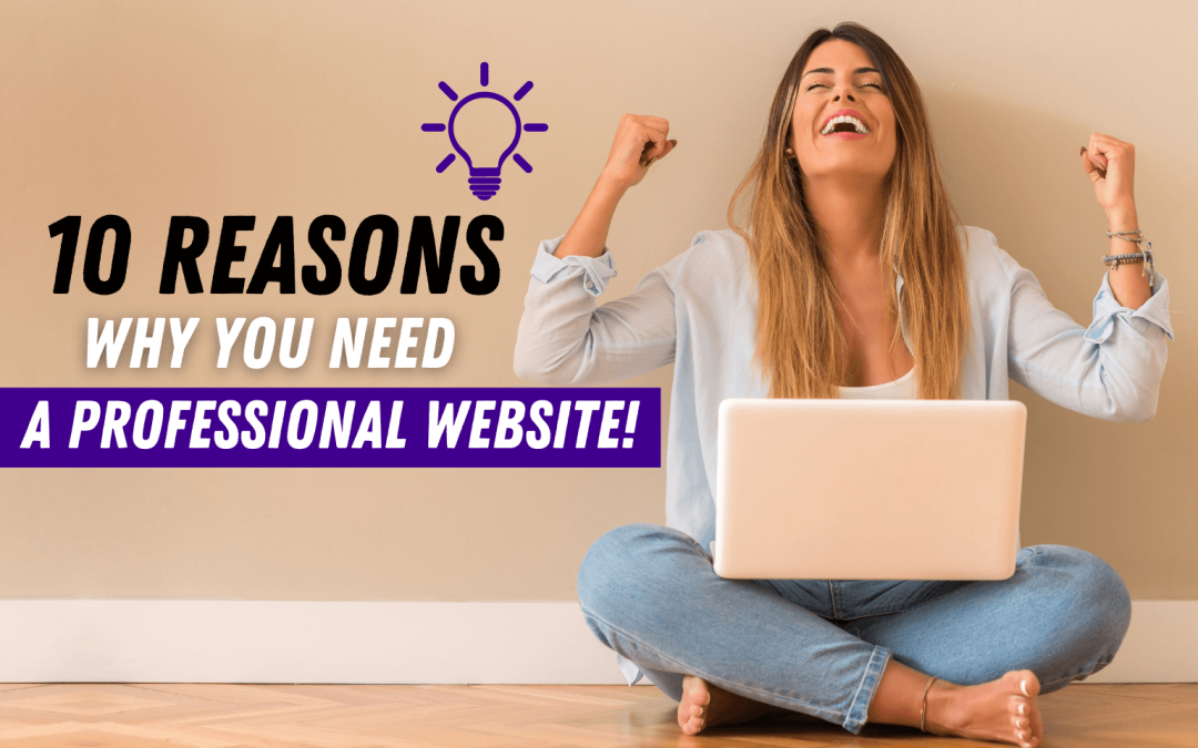 10 Reason Why You Need A Website