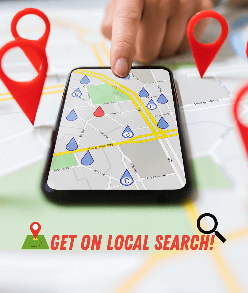 Website Design For Local Search