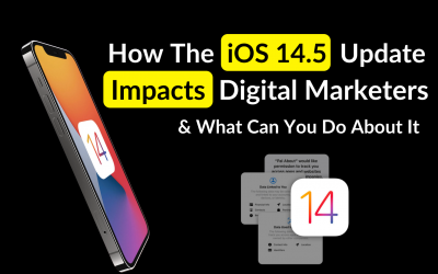 How The iOS 14.5 Update Impacts Digital Marketers