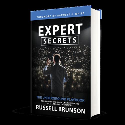 Russel Brunson Expert Secrets Book