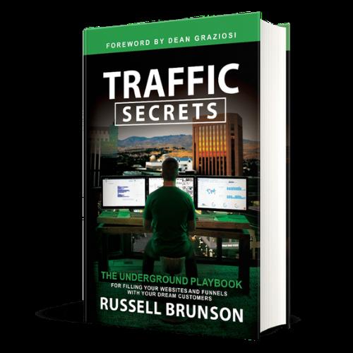 Russel Brunson Traffic Secrets Book